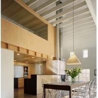 错层打造两室一厅设计装修效果图