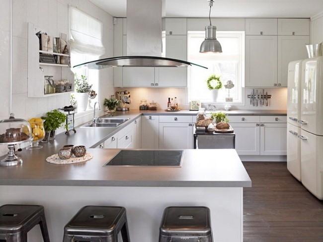 厨房 厨房装修效果图