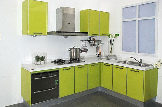 櫥柜效果圖大全_櫥柜門顏色效果圖大全_最新廚房裝修_廚衛裝修效果圖