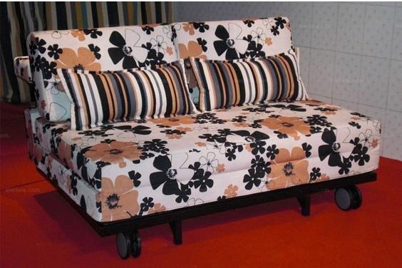 温馨室内装修沙发床图片