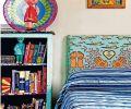地中海风小卧室的独特魅力装修效果图
