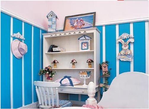 装扮温馨可爱的儿童房装修效果图
