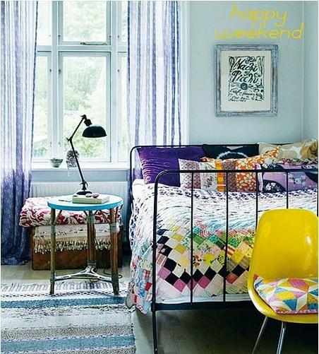 地中海风格小卧室