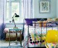浪漫风情的地中海小卧室装修效果图