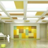 七彩童年 幼儿园环境布置装修效果图