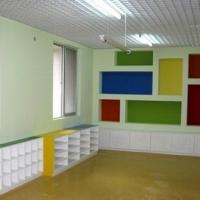 幼儿园教室布置装修效果图