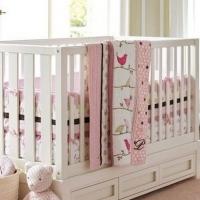 粉色童话 婴儿房装修效果图