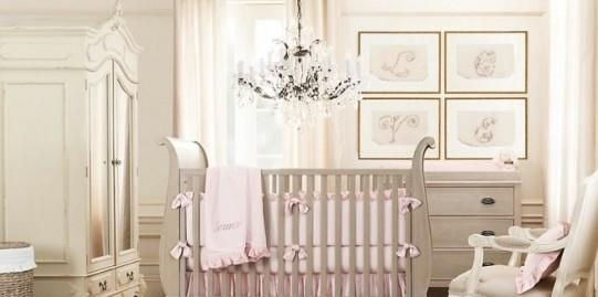 北欧风格婴儿房