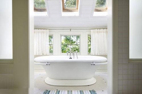 独立浴缸装修效果图