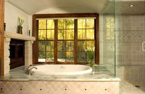 现代简约浴室