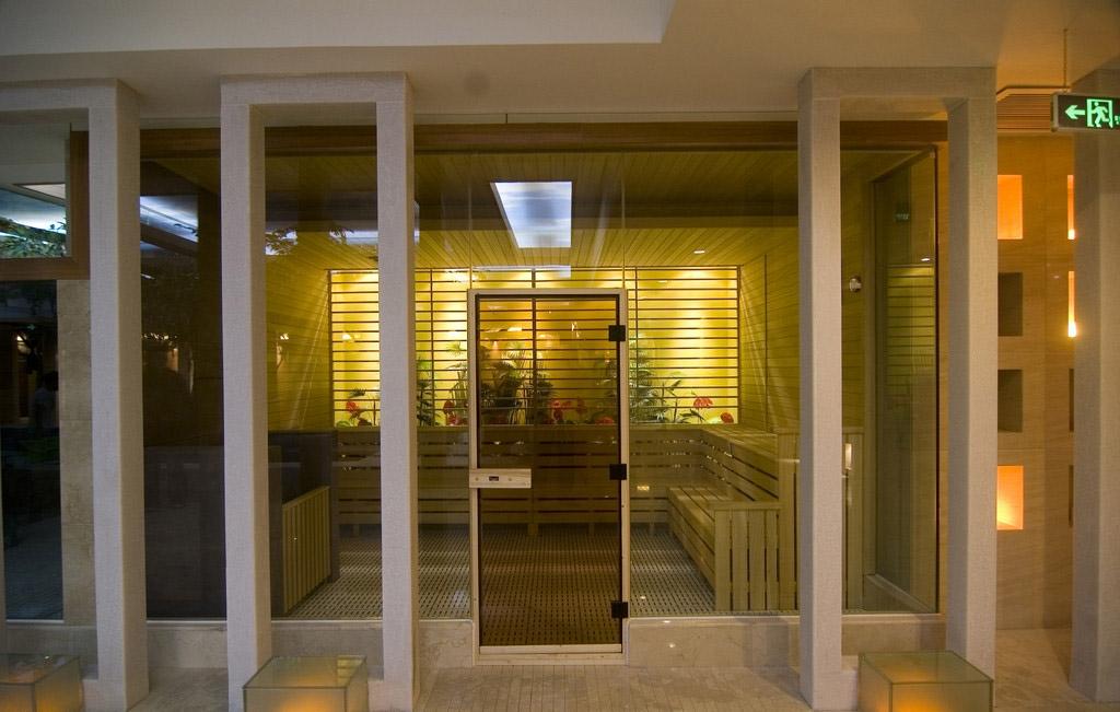 家用桑拿房的设计图装修效果图