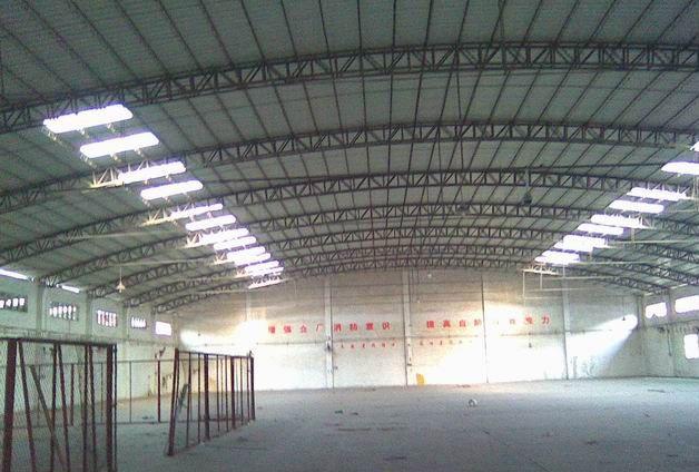 钢结构厂房装修效果图