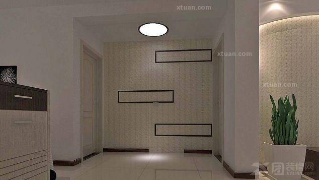 有隐形门的背景墙 隐形门背景墙 沙发背景墙隐形门高清图片
