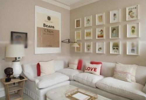 小户型中式风格客厅