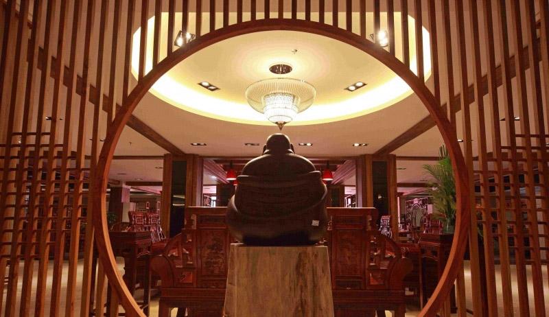 红木家具展厅装修