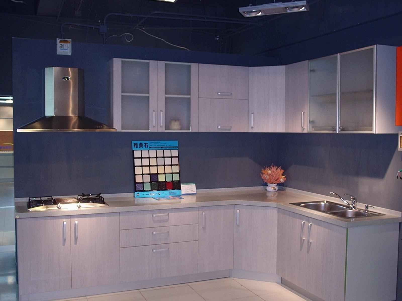 小户型欧式风格厨房_小户型家装厨房欧式风格厨房