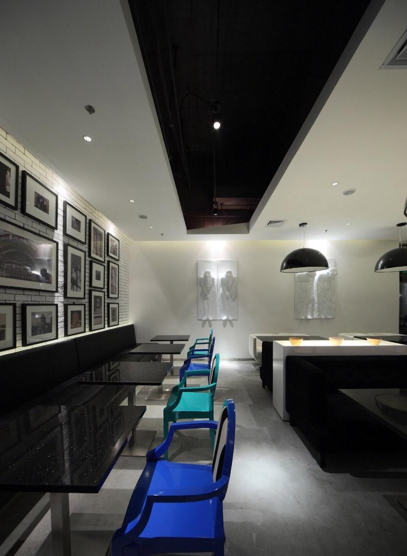 现代餐饮空间设计