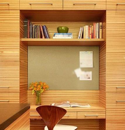 别墅现代风格书房