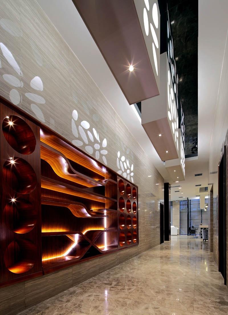 现代售楼处设计
