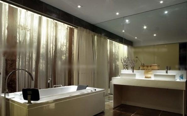 两室两厅欧式风格卫生间
