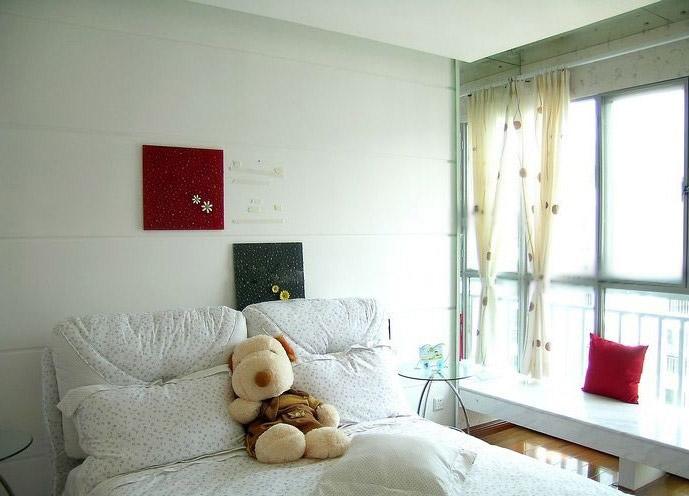 一居室现代风格卧室