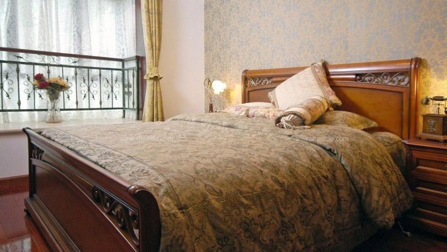 一居室新古典卧室