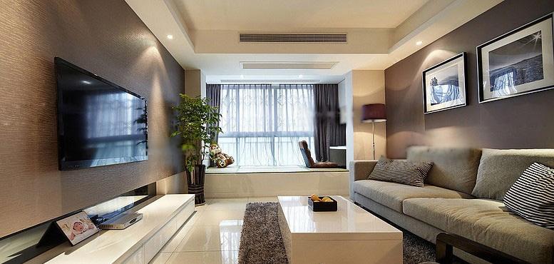 一居室简欧风格卧室