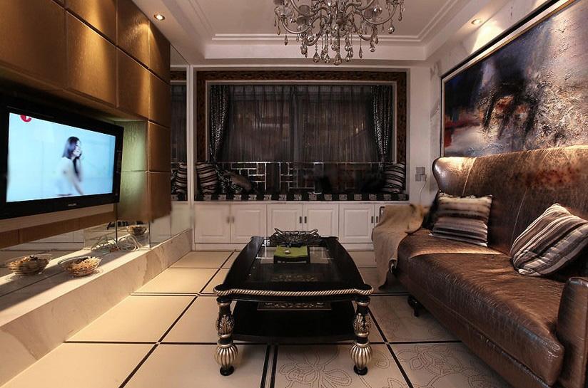 一居室欧式风格卧室