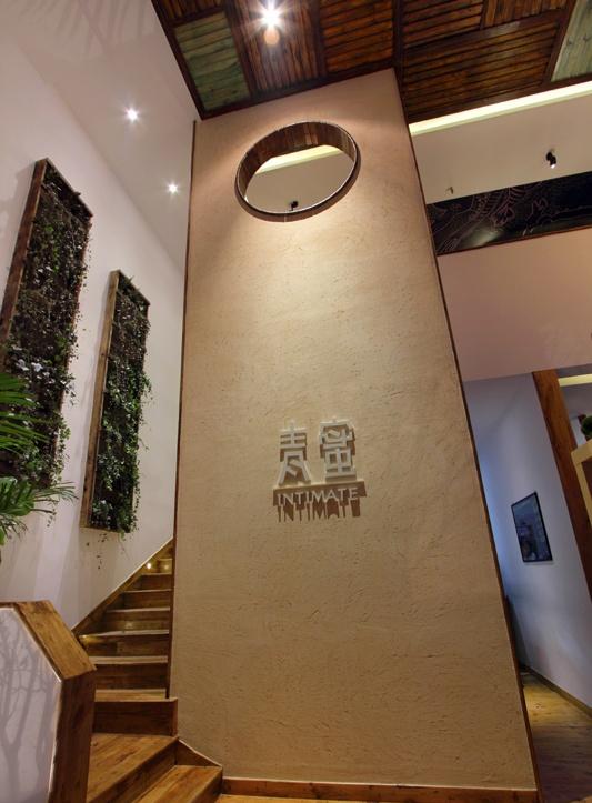 现代风格咖啡馆设计