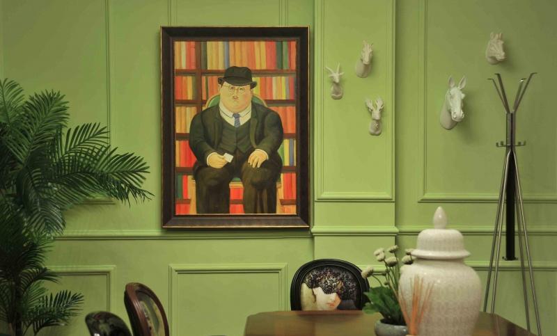 古典咖啡厅图片
