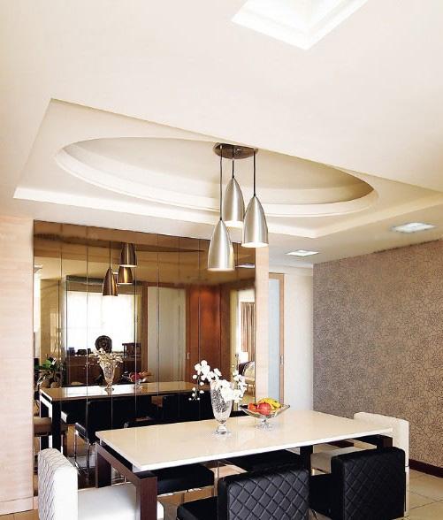 一居室现代风格餐厅