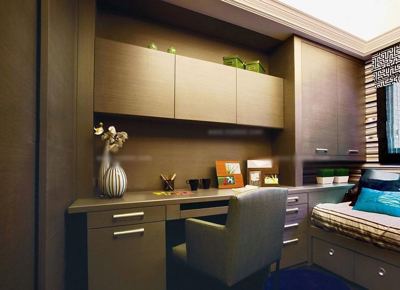 两室一厅现代风格儿童房