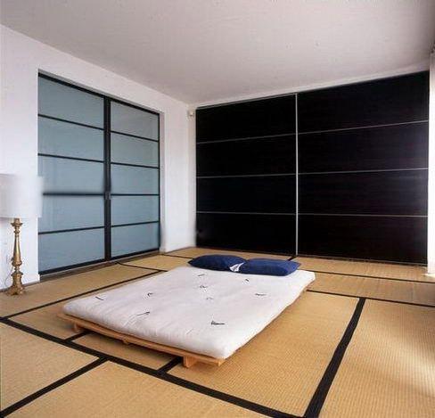 三室两厅日式风格卧室榻榻米