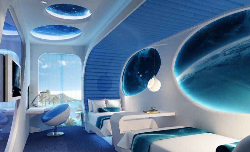 未來酒店設計裝修效果圖