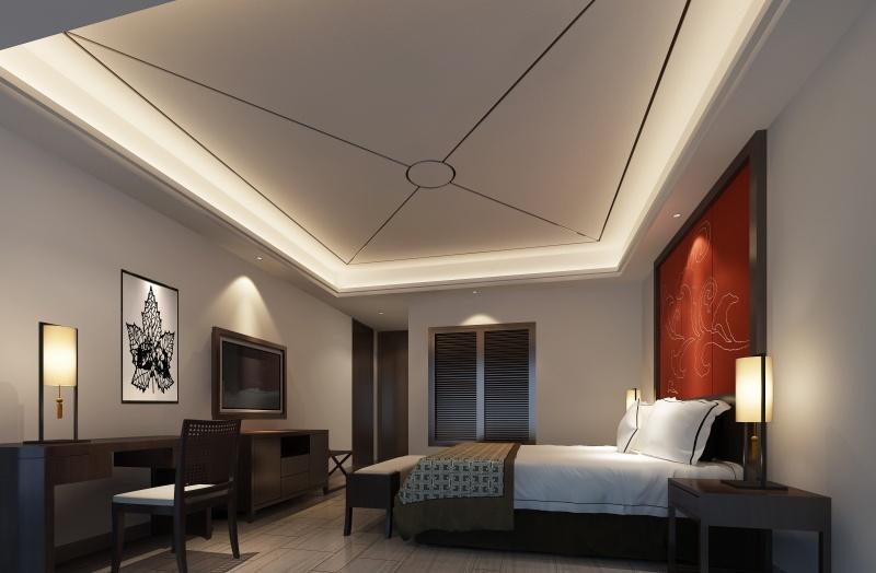 宾馆客房设计