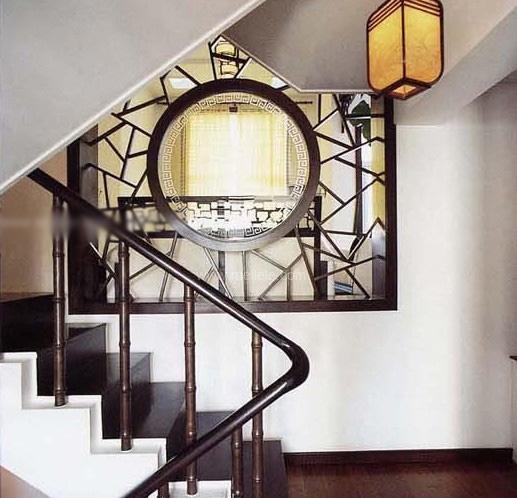 四居室中式风格玄关图片