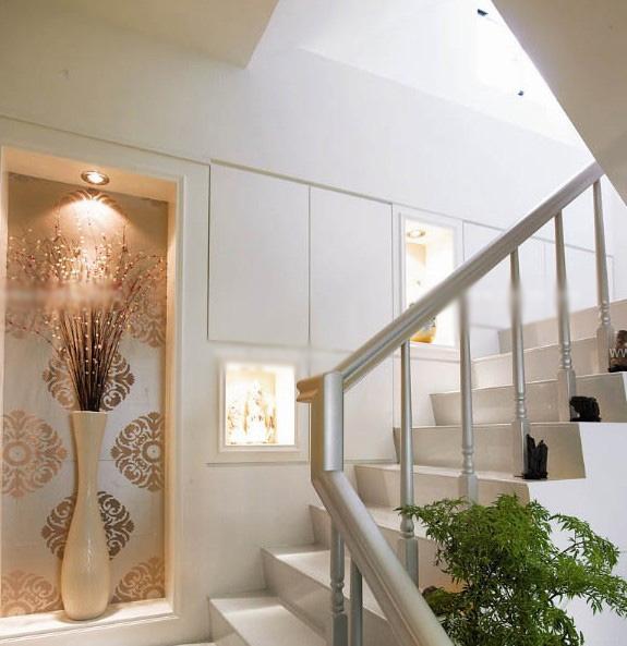 玄关现代别墅别墅讲究大门风格图片