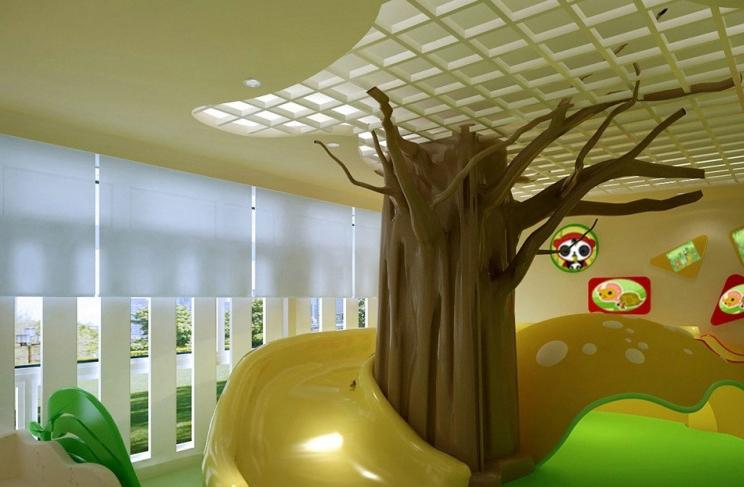 幼儿园教室装修