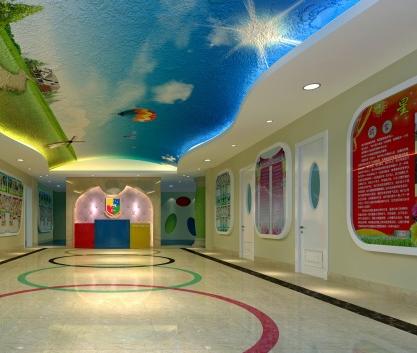 幼儿园室内装饰设计