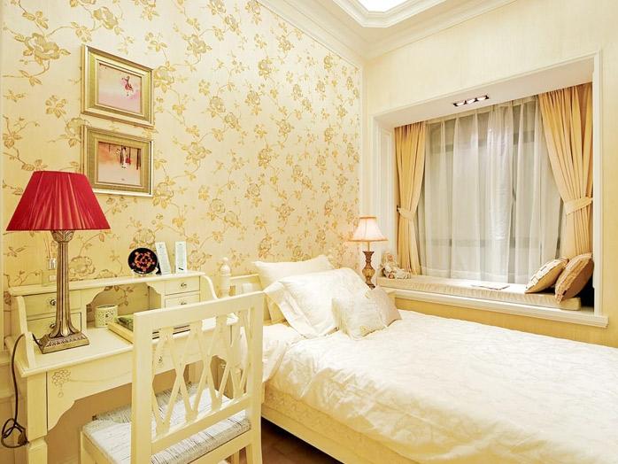 小户型欧式风格卧室