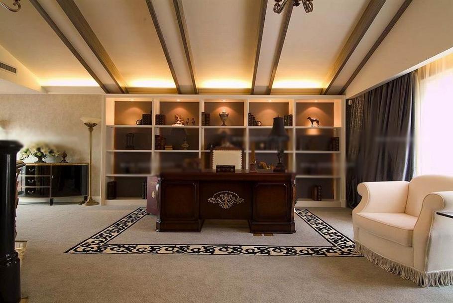 一居室欧式风格书房