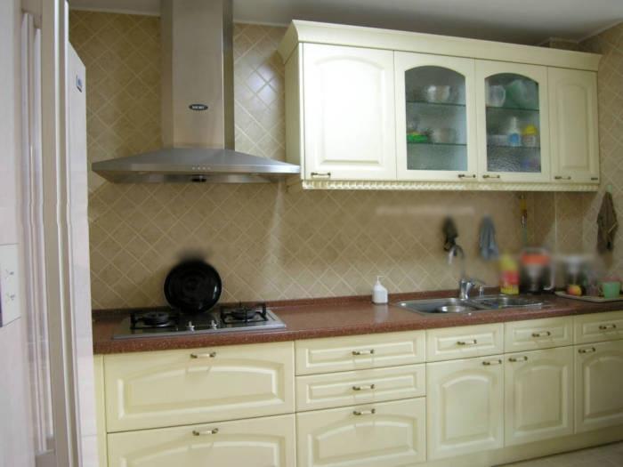 三居室乡村风格厨房
