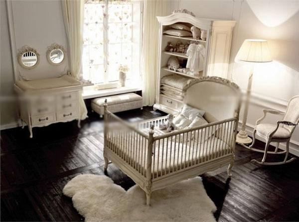 大户型韩式风格婴儿房