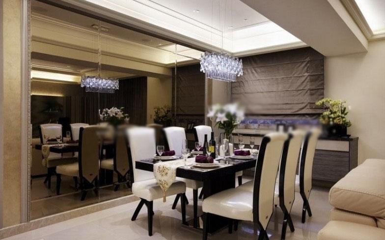 大户型简欧风格餐厅