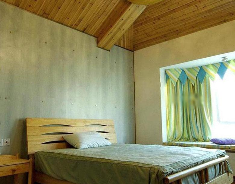 复式卧室装修效果图
