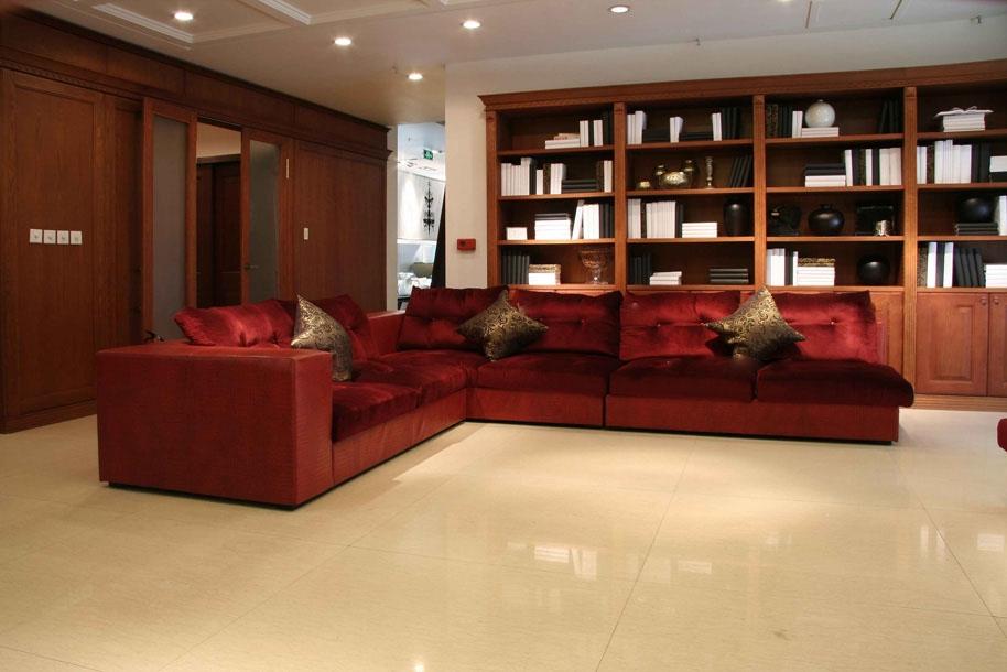 大户型中式风格书房