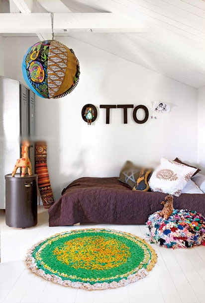 小户型北欧风格卧室