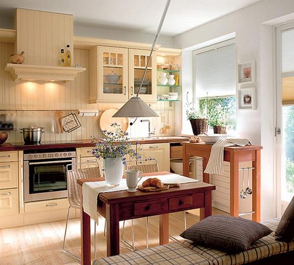 大户型现代风格厨房