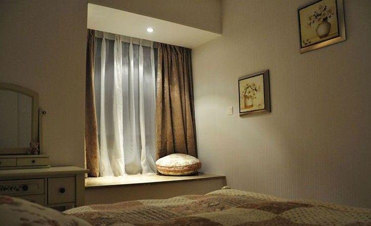 三居室新古典小卧室