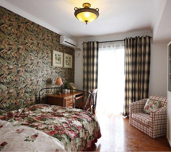 独栋别墅西班牙风格卧室